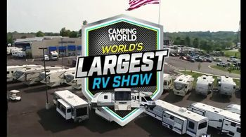 Camping World World's Largest RV Show TV Spot, 'Enormous: 2020 RVs' - Thumbnail 7
