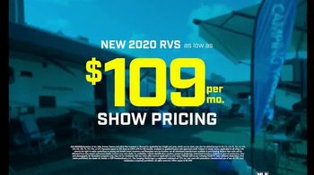Camping World World's Largest RV Show TV Spot, 'Enormous: 2020 RVs' - Thumbnail 8