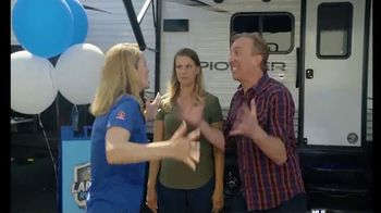 Camping World World's Largest RV Show TV Spot, 'Enormous: 2020 RVs' - Thumbnail 9