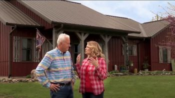 Morton Buildings TV Spot, 'Now We Get It' Featuring Rodney Miller and Jann Carl - 14 commercial airings