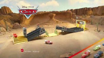 Disney Pixar Cars XRS Drag Racing Playset TV Spot, 'Cool Flames' - Thumbnail 7