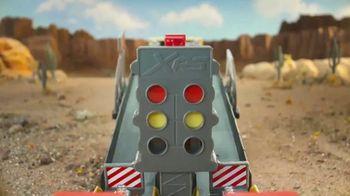 Disney Pixar Cars XRS Drag Racing Playset TV Spot, 'Cool Flames' - Thumbnail 5