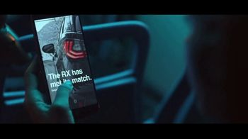2019 Lexus RX 350 TV Spot, 'Attention' [T2] - Thumbnail 4