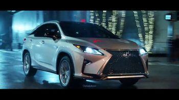 2019 Lexus RX 350 TV Spot, 'Attention' [T2] - Thumbnail 6