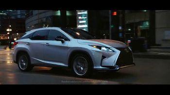 2019 Lexus RX 350 TV Spot, 'Attention' [T2]