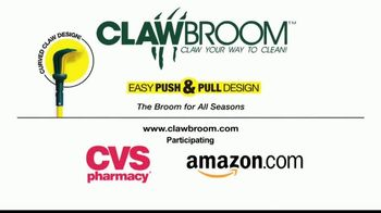 ClawBroom TV Spot, 'Claw Your Way to Clean' - Thumbnail 8