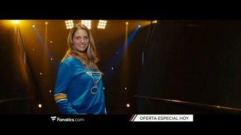 Fanatics.com TV Spot, 'Prepárate: ligas, equipos y jugadores' [Spanish] - 5305 commercial airings