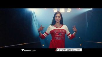Fanatics.com TV Spot, 'Prepárate: ligas, equipos y jugadores' [Spanish] - Thumbnail 2