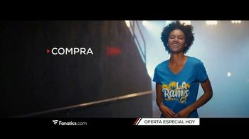 Fanatics.com TV Spot, 'Prepárate: ligas, equipos y jugadores' [Spanish] - Thumbnail 7