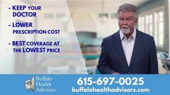 Buffalo Health Advisors TV Spot, 'Medicare Open Enrollment'