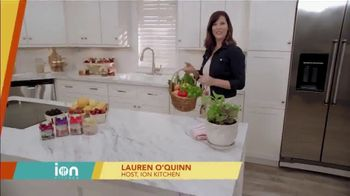 VitaFusion Organic Gummy Vitamins TV Spot, 'Ion: Farmer's Market' Featuring Lauren O'Quinn - Thumbnail 2