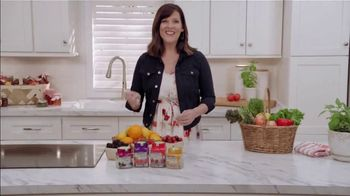 VitaFusion Organic Gummy Vitamins TV Spot, 'Ion: Farmer's Market' Featuring Lauren O'Quinn - 12 commercial airings