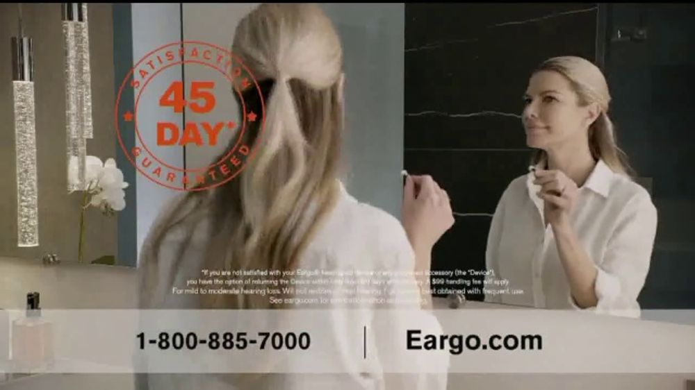 Eargo TV Commercial, 'Celebrate Fall: $200 Off'