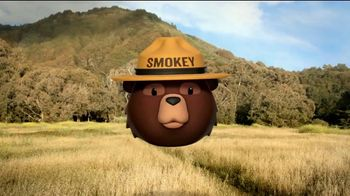 Smokey Bear Campaign TV Spot, 'Tall Grass Wildfires' Featuring Betty White - Thumbnail 1