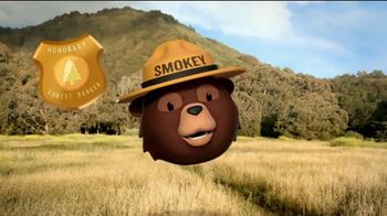 Smokey Bear Campaign TV Spot, \'Tall Grass Wildfires\' Featuring Betty White
