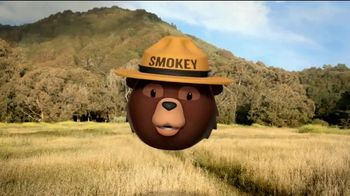 Smokey Bear Campaign TV Spot, 'Tall Grass Wildfires' Featuring Betty White - Thumbnail 6