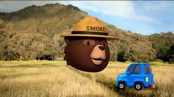 Smokey Bear Campaign TV Spot, 'Tall Grass Wildfires' Featuring Betty White - Thumbnail 7
