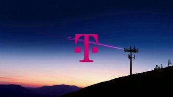T-Mobile TV Spot, 'Signal: 50 Percent Off Family Lines for Military and Veterans' Song by Aerosmith - Thumbnail 1