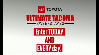 Bassmaster TV Spot, 'Ultimate Toyota Tacoma Sweepstakes' - Thumbnail 2
