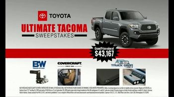 Bassmaster TV Spot, 'Ultimate Toyota Tacoma Sweepstakes' - Thumbnail 3