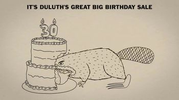 Duluth Trading Company Great Big Birthday Sale TV Spot, '30 Percent Off' - Thumbnail 2