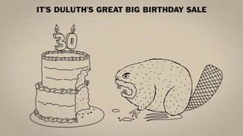 Duluth Trading Company Great Big Birthday Sale TV Spot, '30 Percent Off' - Thumbnail 3