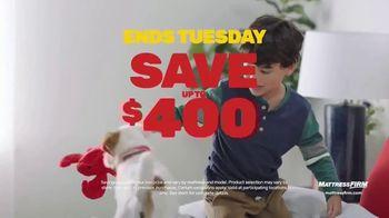 Mattress Firm Semi-Annual Sale TV Spot, 'Final Days: Beautyrest' - Thumbnail 1