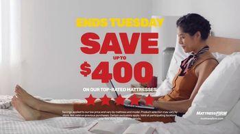 Mattress Firm Semi-Annual Sale TV Spot, 'Final Days: Beautyrest' - Thumbnail 2