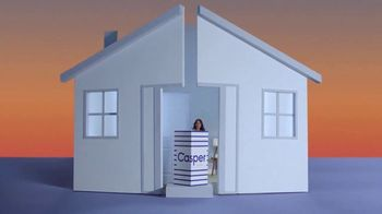 Casper July 4th Sale TV Spot, 'Unboxing Better Sleep: 10 Percent' - Thumbnail 2