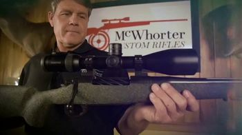 McWhorter Custom Rifles TV Spot, 'Most Accurate Hunting Rifle' - Thumbnail 1