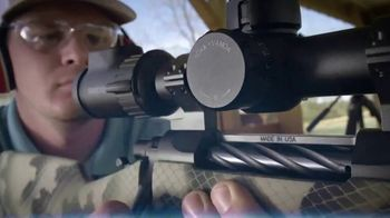 McWhorter Custom Rifles TV Spot, 'Most Accurate Hunting Rifle' - Thumbnail 6