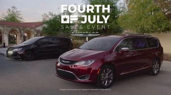 Chrysler Fourth of July Sales Event TV Spot, 'Toy Story 4: Dance Party' [T1] - Thumbnail 7