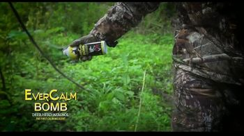 ConQuest Scents EverCalm Bomb TV Spot, 'Available in Aerosol'