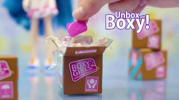 Boxy Girls TV Spot, 'Studio and Bonus Boxes'