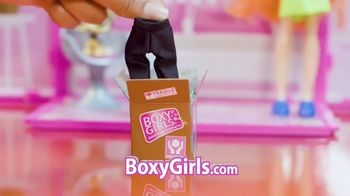 Boxy Girls TV Spot, 'Studio and Bonus Boxes' - Thumbnail 4