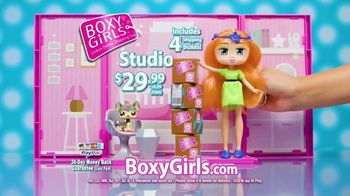 Boxy Girls TV Spot, 'Studio and Bonus Boxes' - Thumbnail 7