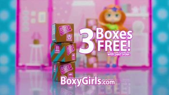 Boxy Girls TV Spot, 'Studio and Bonus Boxes' - Thumbnail 8