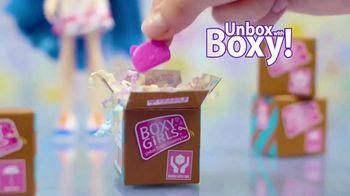 Boxy Girls TV Spot, 'Studio and Bonus Boxes'