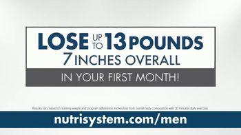 Nutrisystem for Men TV Spot, 'So Simple: 13 Pounds'