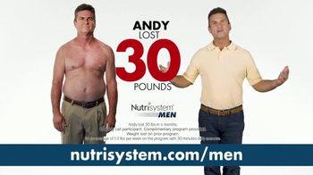 Nutrisystem for Men TV Spot, 'So Simple: 13 Pounds'