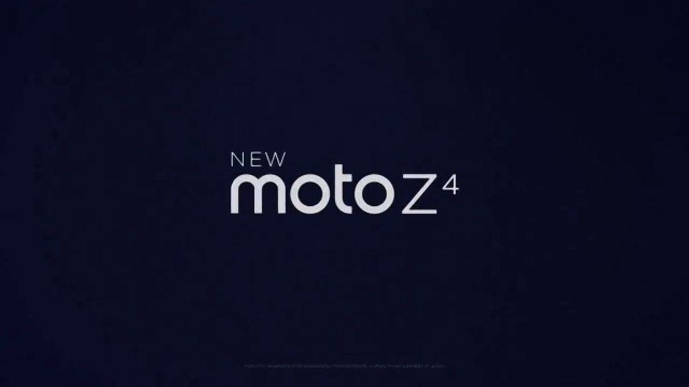 Motorola moto Z4 TV Commercial, 'Unprecedented Speeds' Song by HAEL