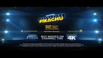 DIRECTV Cinema TV Spot, 'Pokémon Detective Pikachu' - Thumbnail 7