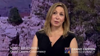 Grand Canyon Conservancy TV Spot, 'Funded and Protected'