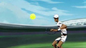Evian TV Spot, 'Wimbledon: Journey of a Bottle' - Thumbnail 10