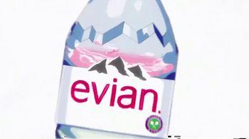 Evian TV Spot, 'Wimbledon: Journey of a Bottle' - Thumbnail 2