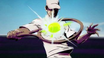 Evian TV Spot, 'Wimbledon: Journey of a Bottle' - Thumbnail 4