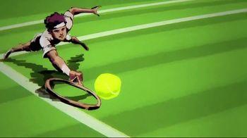 Evian TV Spot, 'Wimbledon: Journey of a Bottle' - Thumbnail 9