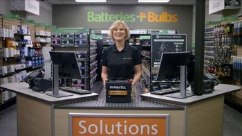 Batteries Plus TV Spot, 'Busy: Duracell Ultra Car Battery'