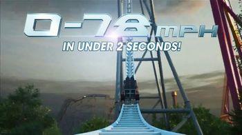 Six Flags Great America TV Spot, 'Maxx Force' - Thumbnail 3