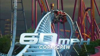Six Flags Great America TV Spot, 'Maxx Force' - Thumbnail 4